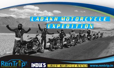 Leh Ladakh Bike Tours
