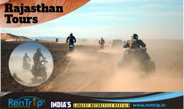 Rajasthan Bike Tours