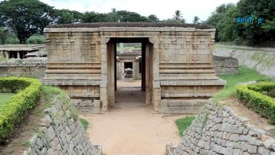 Underground Temple Hampi