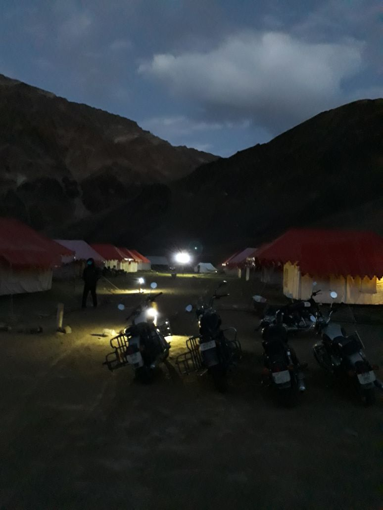 Camp Himalayan Routes