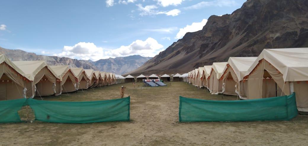Camp Himalayan Spirit, Sarchu