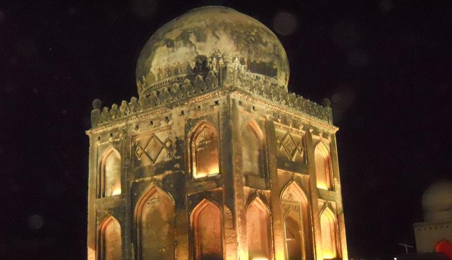 A Tomb in Barid Shahi Park
